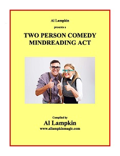 Comedy Mind Reading Act