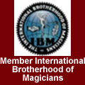 Member International Brotherhood of Magicians