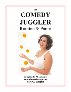 The Comedy Juggler